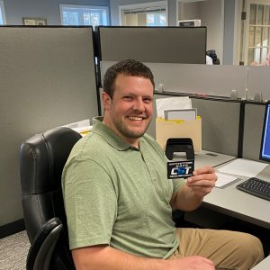 Brian Wennersten earns NSPS Certified Survey Technician (CST)
